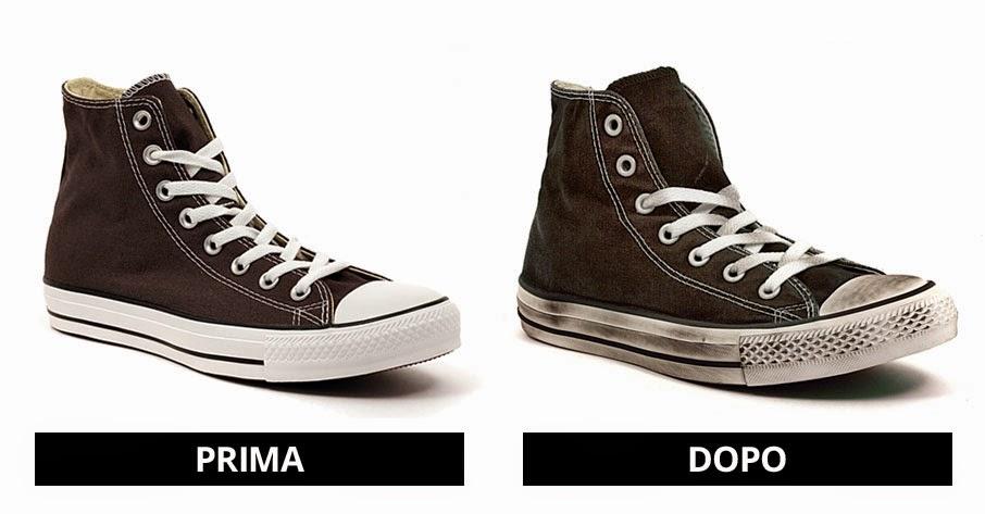 converse vintage nere