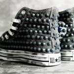 Come borchiare le Converse All star - All Star borchie